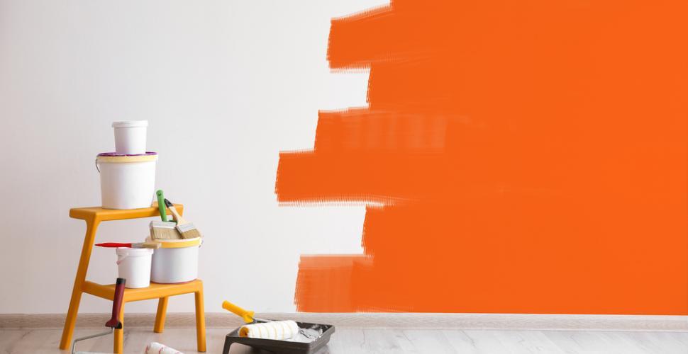 Comment réussir ses peintures murales?