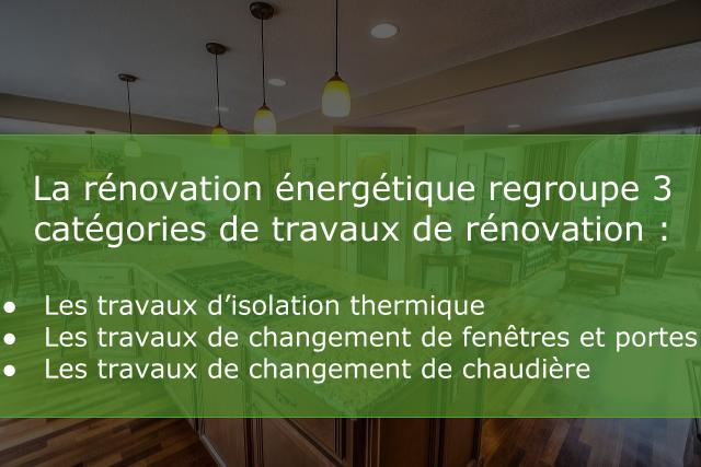 renovation energtique
