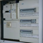 logo electriciens INSTALLATIONS CABLAGES MAINTENANCE Garches