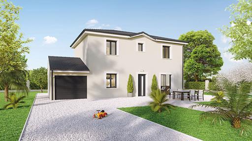 Maison à vendre à Perreux