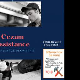 plombier Cezam assistance Sucy En Brie