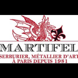 logo menuisiers MARTIFEL Paris 17e arrondissement