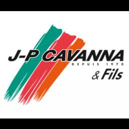 logo entreprises de rénovation JP CAVANNA La Garenne Colombes