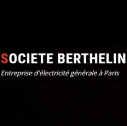 logo electricien SOCIETE BERTHELIN Paris 7e arrondissement
