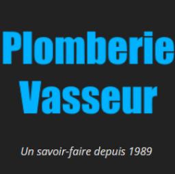 logo plombiers VASSEUR Paris 10e arrondissement