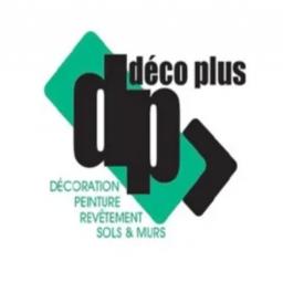 logo peintres DECO PLUS Nanterre