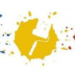 logo peintres M. Jose Da cruz Courbevoie