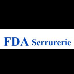 logo menuisiers SARL F. D. A. SERRURERIE Paris 17e arrondissement