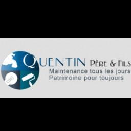 logo plombiers ENTREPRISE QUENTIN Paris 11e arrondissement