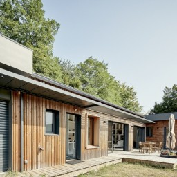 architecte Cendrine Deville Jacquot Architecte DPLG Pessac