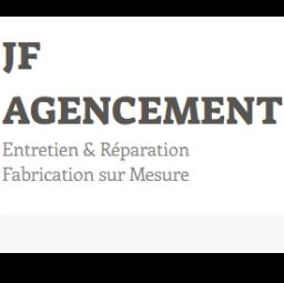 logo menuisiers JF AGENCEMENT Boulogne Billancourt