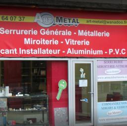 menuisier ART METAL Paris 20e arrondissement