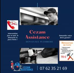 plombier Cezam assistance Le Perreux Sur Marne
