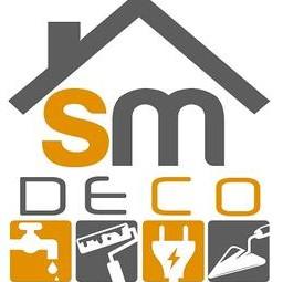 logo maçon S.M. DECO Paris 16e arrondissement