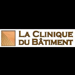 logo maçons LA CLINIQUE DU BATIMENT Paris 18e arrondissement