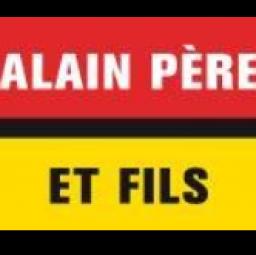 logo ALAIN PERE ET FILS SERRURIER VITRIE - Paris 3e arrondissement