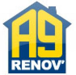logo plombiers A9-RENOV' Nanterre
