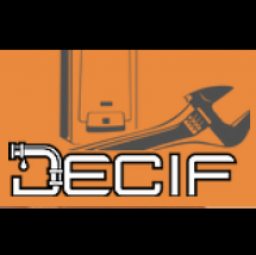logo plombiers DECIF Courbevoie