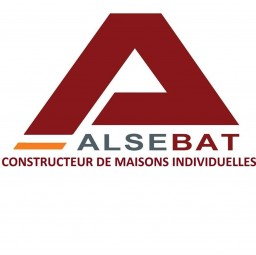 logo maçons MAISONS ALSEBAT constructeur maison Neufchâteau
