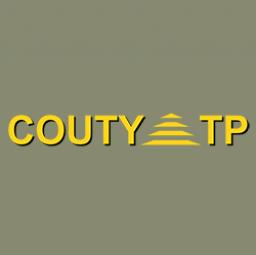logo entreprises de gros oeuvre COUTY T.P Mios