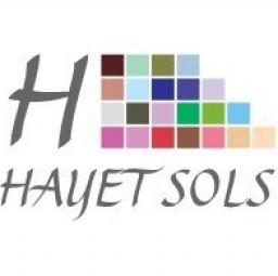 logo entreprises de rénovation SARL HAYET Paris 20e arrondissement