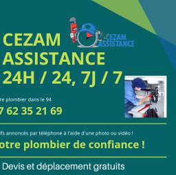 plombier Cezam assistance Fontenay Aux Roses