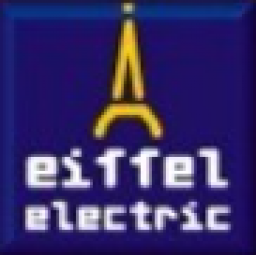 logo electriciens EIFFEL ELECTRIC Paris 7e arrondissement