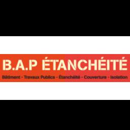 logo entreprises de bâtiment BAP ETANCHEITE La Garenne Colombes