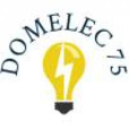 logo electriciens DOMELEC 75 Paris 17e arrondissement