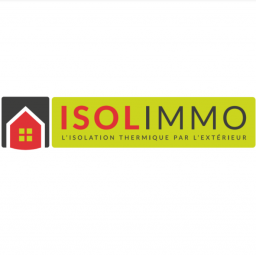 logo entreprise d'isolation ISOLIMMO Arras