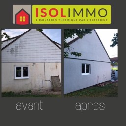 entreprise d'isolation ISOLIMMO Arras