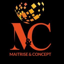 logo maçon MAITRISE & CONCEPT Aubière