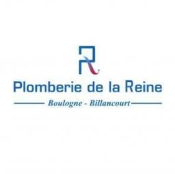 logo plombiers PLOMBERIE DE LA REINE Boulogne Billancourt
