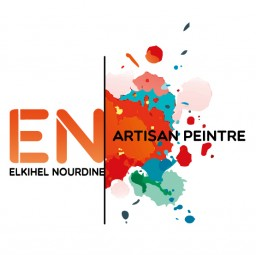 Logo Elkihel Peinture Bègles