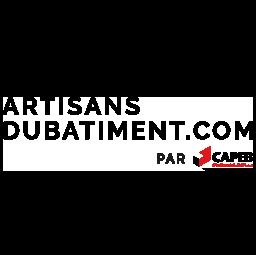 logo maçons ARTISANS DU BATIMENT Paris 18e arrondissement