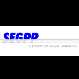 logo electriciens SEGPP ELECTRICITE CABLAGE INFORMATIQUE E Paris 11e arrondissement