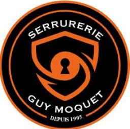 logo menuisier SERRURERIE GUY MOQUET Paris 17e arrondissement