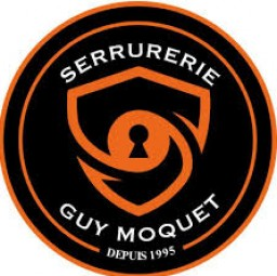 logo menuisiers SERRURERIE GUY MOQUET Paris 17e arrondissement