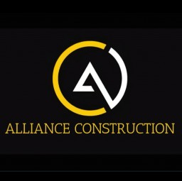 logo maçons ALLIANCE CONSTRUCTION Saint Max