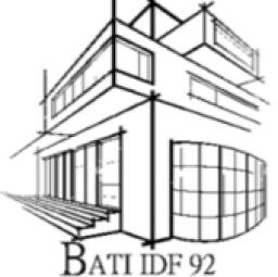 logo peintres BATI IDF 92 Nanterre