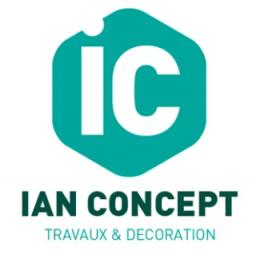 logo menuisiers IAN CONCEPT Boulogne Billancourt