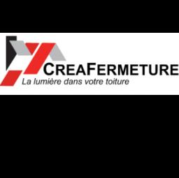 logo couvreurs CREAFERMETURE Paris 14e arrondissement
