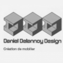 logo menuisiers DANIEL DELANNOY DESIGN Paris 20e arrondissement