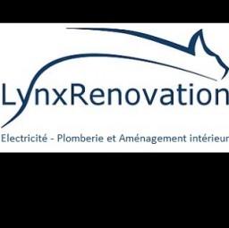 logo electriciens LYNXRENOVATION Paris 10e arrondissement
