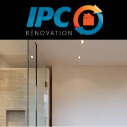 logo plombier IPC RENOVATION Reims