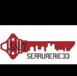 logo menuisiers J.YSERRURERIE33 Pessac