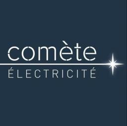 logo electricien COMETE-ELECTRICITE Bougé Chambalud