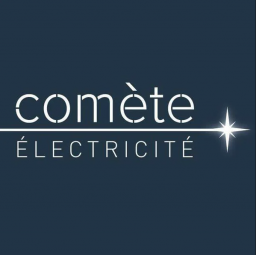 logo electriciens COMETE-ELECTRICITE Bougé Chambalud