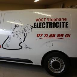 logo electriciens VOGT STEPHANE ELECTRICITE Pézenas