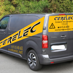 logo electricien SAS CERELEC Aubenas
